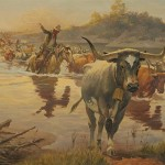 Stunning Western Americana art auctioned off Nov. 17