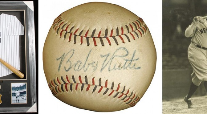 Babe Ruth's championship pocket watch, thought lost, turns up in auction