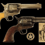 Relics from the wild west will be available in Texas