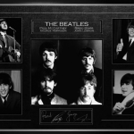 Early Beatles guitar heading to auction