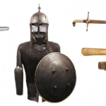 Rare antique armor and weapons surface at auction