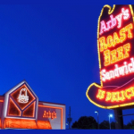 Arby's gets its hat back at auction
