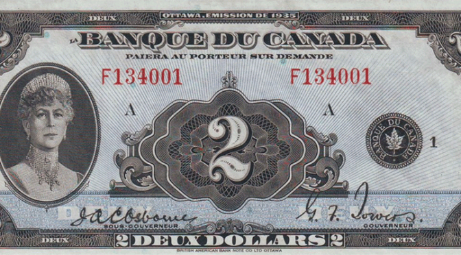 Rare Canadian coins and bills emerge in Nuphilex auction