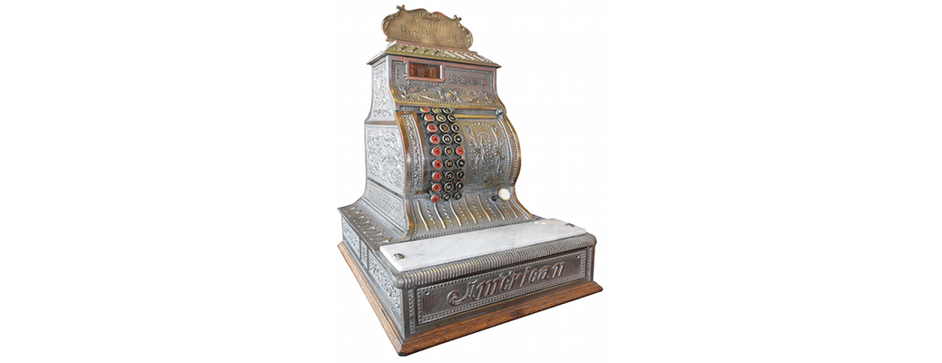 Collectible Cash register