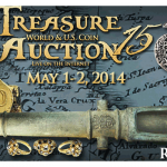 Authentic pirate booty auction