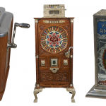 Try your luck at a vintage casino auction