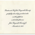 Intimate letters from Jackie Kennedy pulled from auction