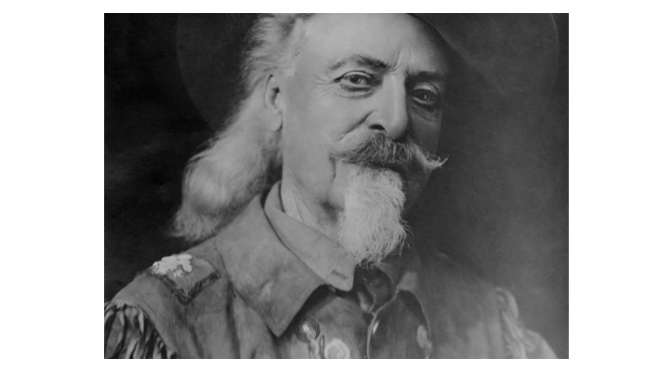 Buffalo Bill was one of the West's most iconic figures.