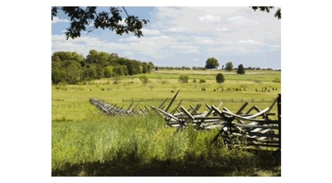 The Battle of Gettysburg is one of the most revered battles of the Civil War.
