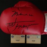 New York sports memorabilia auction features several heavy hitters
