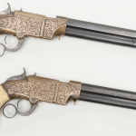An Important Auction of Antique Firearms pays tribute to American Veterans
