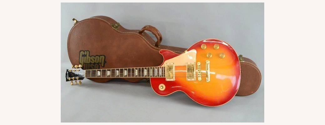 Les Paul Standard Gibson electric guitar