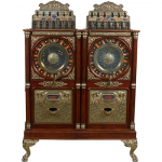 Prestigious Auctioneer Victorian Casino to Auction Bill Harrah Antique Slot Collection Sept 19th to 21st