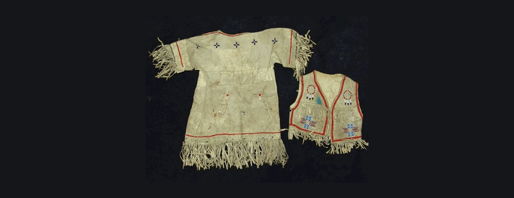 Allard Auctions - Sioux Twins Clothing