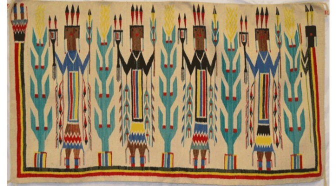 RG Munn and iCollector.com To Present an American Indian Art Auction on January 7th