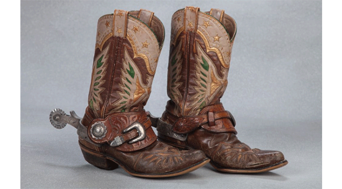 Huge Auction of Western Collectibles and Firearms Coming to iCollector.com January 24th