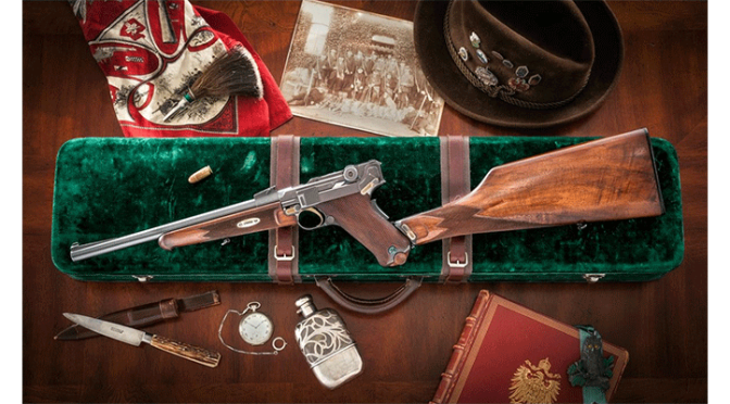 Firearms, Edged Weapons, and Militaria Collectibles Up For Auction Over Two Days on iCollector.com