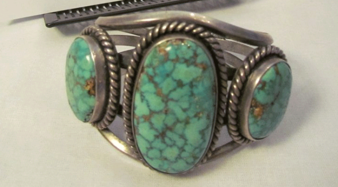 American Indian Navajo Bracelet