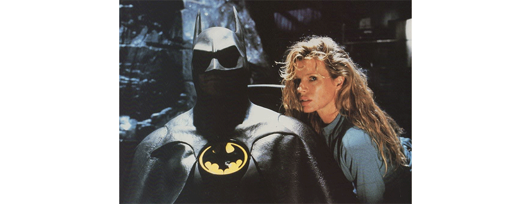 Tim Burton's Batman Original 1989 Lobby Cards Set