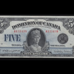 Over 1300 Lots of Tokens, Canadian Coins and Paper Money up for Auction on May 28th and 29th