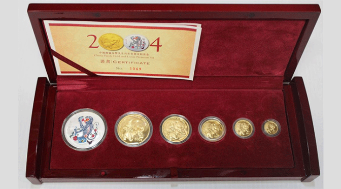 2015 Spring Numismatic Auction from Colonial Acres Now on iCollector.com