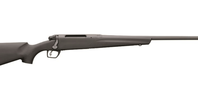 Remington 783 (Bolt Action)