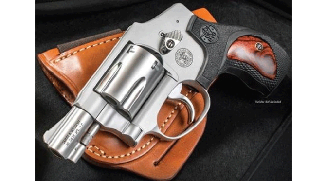 Smith and wesson performance ctr 642 model ii 38