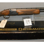 Ward's Premier Firearms Auction Up for Bidding on August 29th