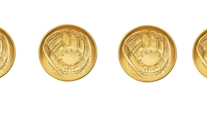 Incredible Array of Hall of Fame Baseball Coins In A No Reserve Auction