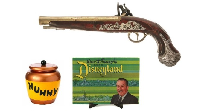 "Van Eaton Galleries Announces Rare ""Collecting Disneyland"" Auction on November 21st"
