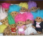Large Collection of 480 Dolls Up For Bidding Right Now