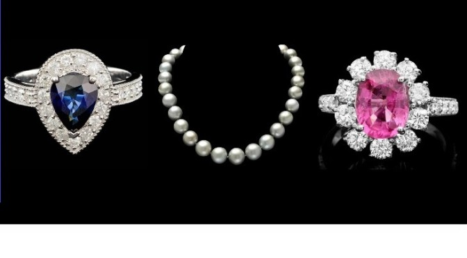 Luxury Jewelry Liquidation Auction with Incredible $50 Start Prices on December 10th
