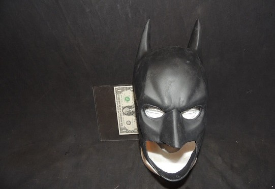 Screen Used Props from Superman, Batman, Spiderman, Hellboy, and the X-Men
