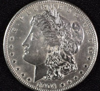 US Coins and Currency Auction with special $5 Shipping on April 20th