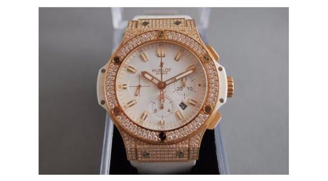 Government Seized Watch Auction with over 1.6 Million Worth of Replacement Value on June 13th
