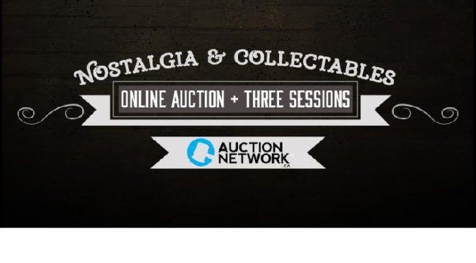 3-SESSION ONLINE AUCTION SALE