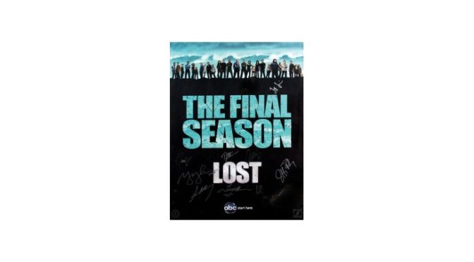 """Cancer Gets LOST"" 2016 Charity Auction With Autographs from TV and Movies"