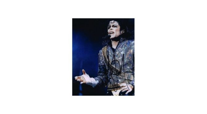 Celebrating the Birthday of the King of Pop on August 29th