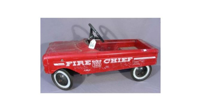 An Incredible Auction of Vintage Toy Cars, Trucks, and Dolls Live on October 1st