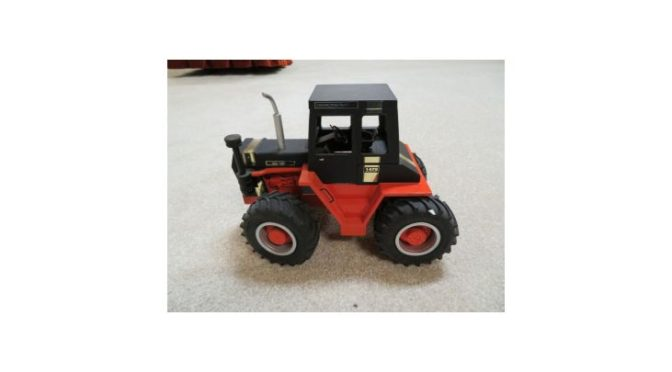 A Great Collection of Model Tractors Up for Vintage Toy Collectors Until November 24th