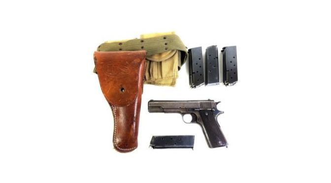 New Years Day Auction of Firearms & Estate Coins