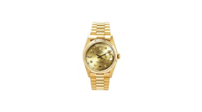 Rolex Watches, Silver, and Jewelry Starting at One Dollar Available for Bidding Until Dec 15th