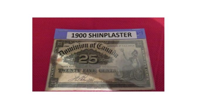 Collectible Silver Coins and Banknotes Taking Bids Until February 1st