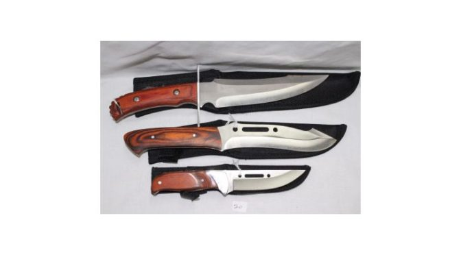 A Large Collection of Knives Hit The Auction Block January 19th