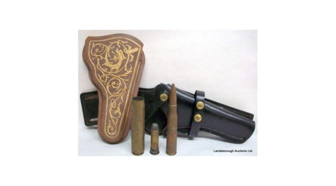 Landsborough's June 3rd Gun Auction With Hunting Accessories, Reloading Equipment, and More
