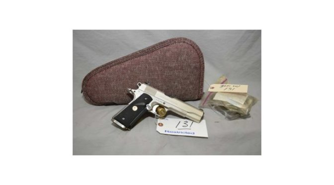 Firearms Auction Presented on August 19th by Ward's Auctions and Bud Haynes Auctions
