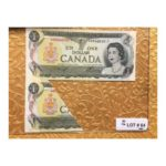 Coins and Banknotes, Silver, and More Available for Auction on Oct 22nd
