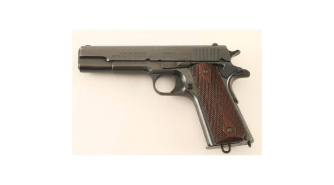Premier Estate and Firearms Auction on October 28th to 30th