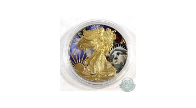 Beat The Winter Blues Buying Coins and Bullion at Auction On February 11th from Colonial Acres