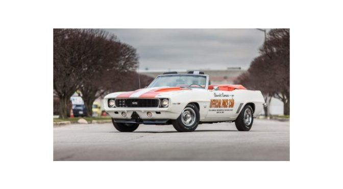 CAR STARS Collector Car Auction November 2nd to 4th from Electric Garage